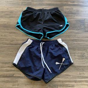 Bundle of LAX shorts